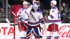 NHL: Rangers 3, Kings 0