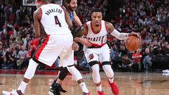 NBA: Timberwolves 100, Trail Blazers 112