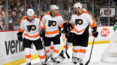 NHL: Flyers 6, Penguins 2