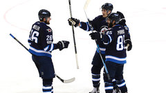 NHL: Canucks 1, Jets 2