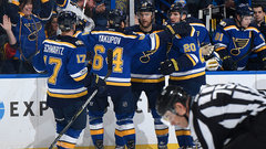 NHL: Coyotes 1, Blues 4