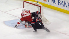 NHL: Red Wings 4, Hurricanes 3 (OT)