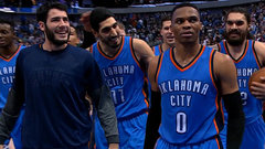 NBA: Thunder 92, Mavericks 91