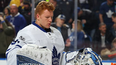 Feschuk: Andersen has had jaw injury before