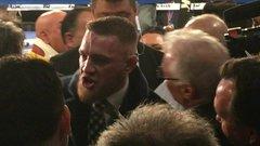 McGregor calls himself 'the boxing guy'