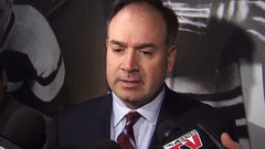 Dorion on Methot: 'It's going to be weeks'
