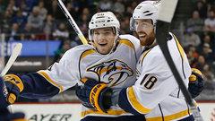 NHL: Predators 3, Islanders 1