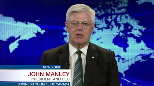 If we don't reciprocate a border tax, 'what are we, a bunch of patsies?': John Manley