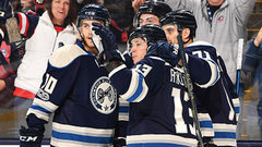 NHL: Sabres 1, Blue Jackets 3