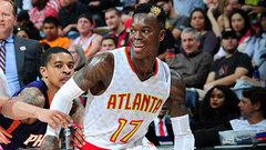 NBA: Suns 91, Hawks 95