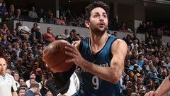NBA: Timberwolves 115, Pacers 114