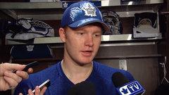 Leafs' Andersen skates again;