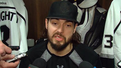Doughty on Oilers: 'Their top guys play defence now, not just worried about points'