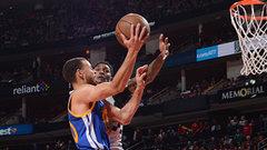 NBA: Warriors 113, Rockets 106