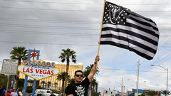 Vegas mayor excited to have Raiders