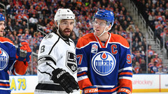 Doughty's critique of Oilers both complimentary and scathing ahead of tilt