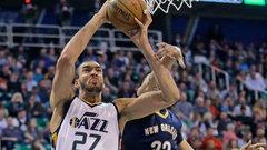 NBA: Pelicans 100, Jazz 108