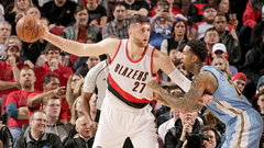 NBA: Nuggets 113, Trail Blazers 122