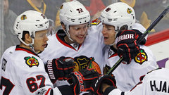 NHL: Blackhawks 5, Penguins 1
