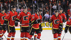 Flames excited for a chance to clinch a playoff spot