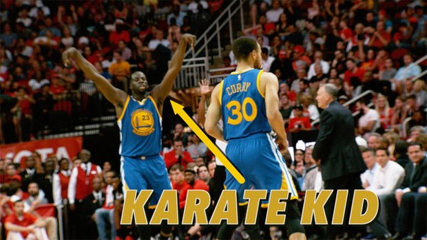 What you missed when Curry put Rockets to sleep with dagger three