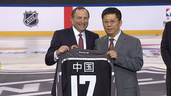 Canucks, Kings to play NHL's first ever preseason games in China
