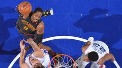 NBA: Hawks 99, 76ers 92