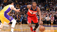 NBA: Wizards 119, Lakers 108