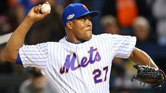 MLB suspends Mets closer Familia 15 games