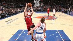 NBA: Heat 105, Knicks 88