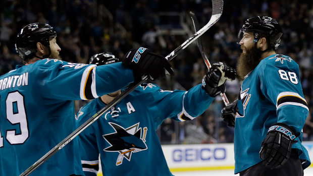NHL: Rangers 4, Sharks 5 (OT)