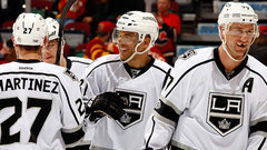 NHL: Kings 4, Flames 1