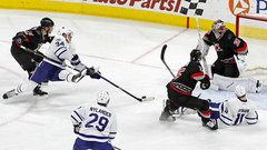 Top 10: Plays by Leafs rookies this season