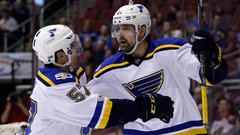 NHL: Blues 3, Coyotes 1