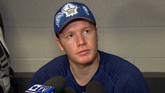 Andersen returns to Leafs net in Nashville