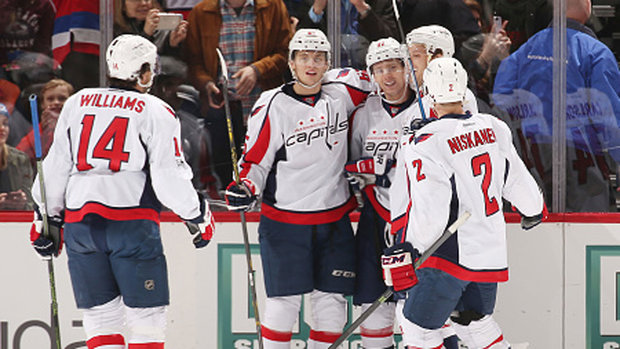 NHL: Capitals 5, Avalanche 3
