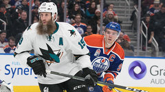 Oilers and Sharks understand importance of late season showdown