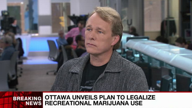 'First day of the rest of reality' for legalized cannabis: Canopy Growth CEO
