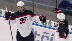 U18: United States 7, Belarus 0