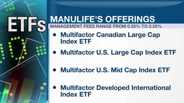 ETF Report: Manulife enters the ETF world