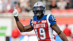 Argos acquire S.J. Green from Alouettes