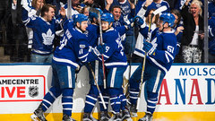 Ward: Youth serving Leafs well; they're embracing the stage