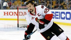 Sens explain Karlsson's impact on team, ability to control the game