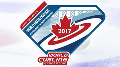 World Mixed Doubles Curling 1/8 Final Session #1
