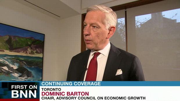 'Shooting themselves in the knee caps': Canada's economic czar urges calm amid Trump's rhetoric