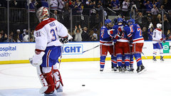 Costly decision costs Canadiens, Lundqvist rises to the occasion