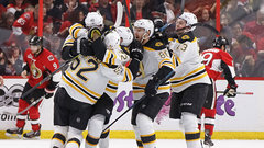 Resilient Bruins stay alive