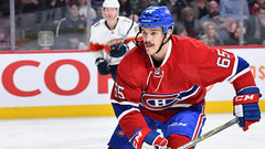 Shaw's absence a big blow for Habs; Julien makes lots of changes up front