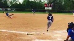 The Keg Must See: Little league pitcher makes unbelievable catch
