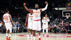 NBA: Wizards 98, Hawks 116